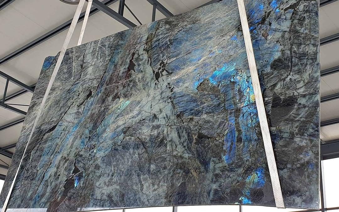 Labradorite Blue extra