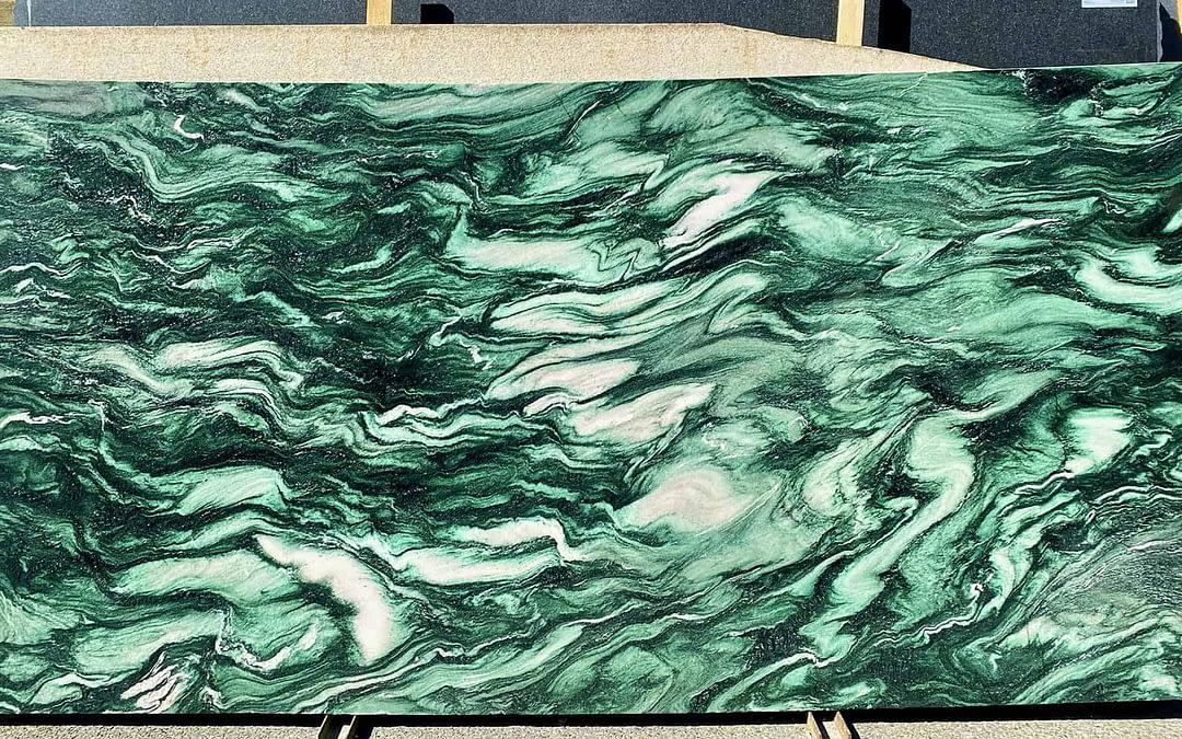 Granit Vert de Laponie