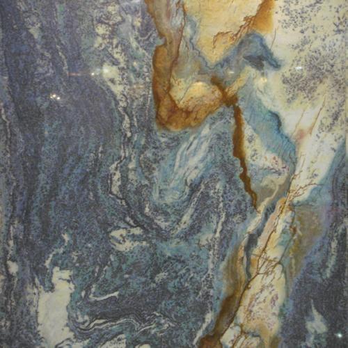 Granite Quartzite louise blue