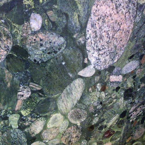 Granite Vert marinace